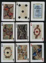 Collectors Playing Cards Non-standard Ancient Civilizati